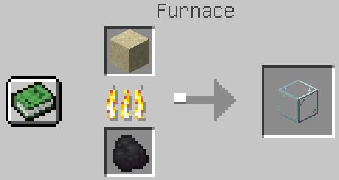 Jak zrobić szkło w Minecraft?