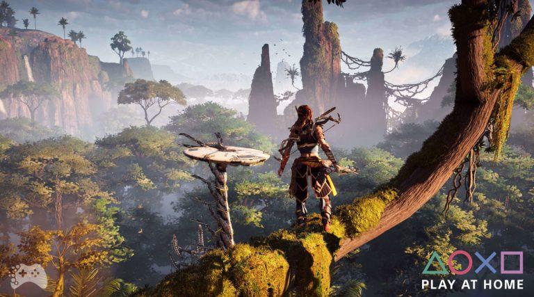 Horizon Zero Dawn za darmo na PS4 i PS5