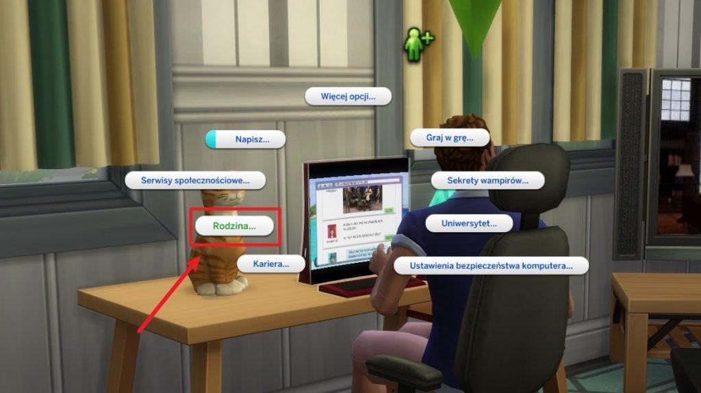 Jak adoptować kota w The Sims 4