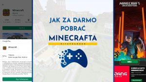 Jak pobrać Minecrafta?
