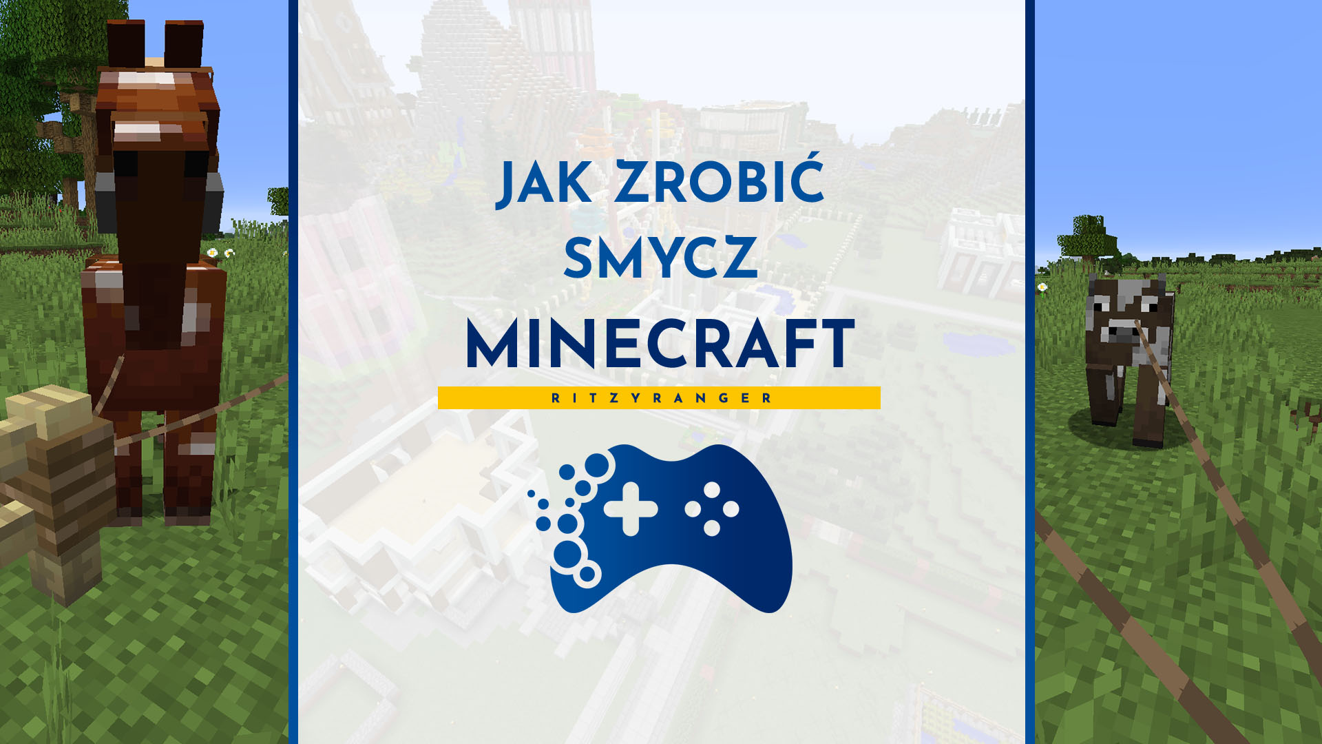 Jak zrobić smycz w Minecraft?