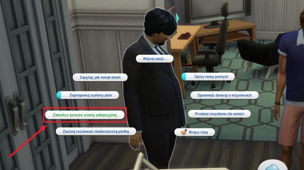 Koty ze schroniska w The Sims 4