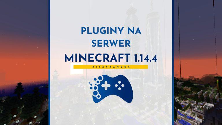 Pluginy na serwer Minecraft 1.14.4