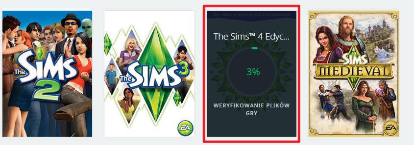 Sims 4 jak zmienić język