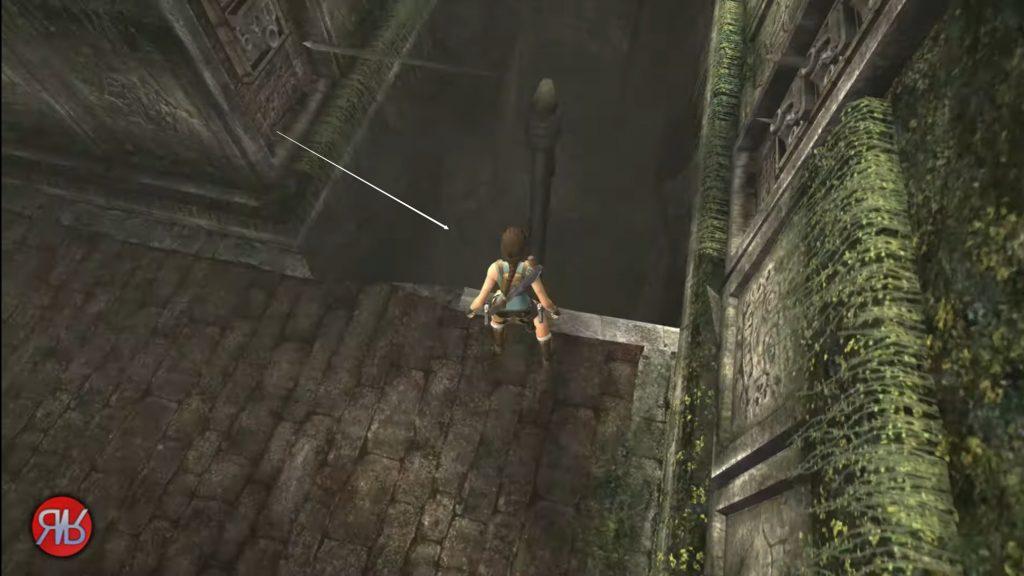 Tomb Raider Anniversary - Grobowiec Qualopeca - droga do artefaktu nr 1