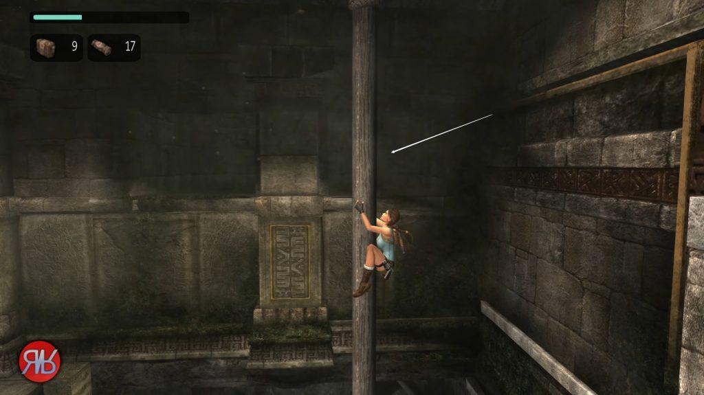 Tomb Raider Anniversary - Grobowiec Qualopeca - artefakt nr 2