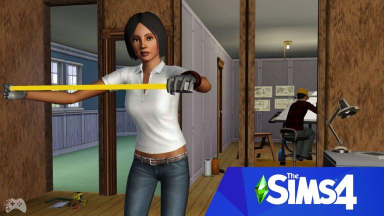 Architekt w najnowszym pakiecie rozgrywki do The Sims 4