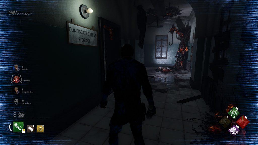dbd Posterunek Resident Evil