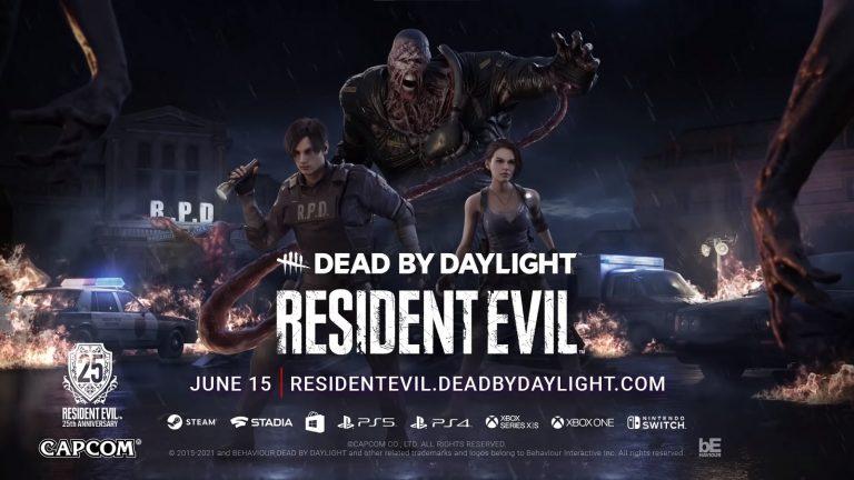 Dead by Daylight Resident Evil DLC