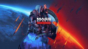 Dodatkowa zawartość do Mass Effect Legendary Edition za darmo