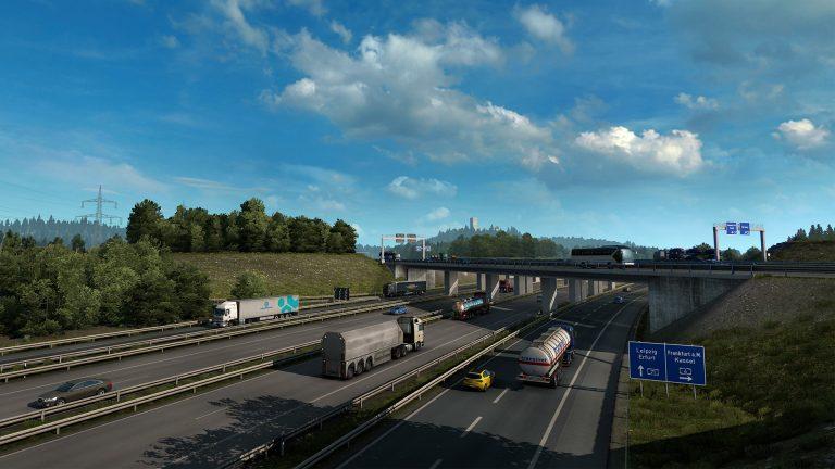 Euro Truck Simulator 2 Multiplayer nadchodzi!