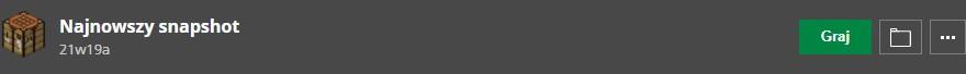 Instalacja Snapshotów - wybór instalacji