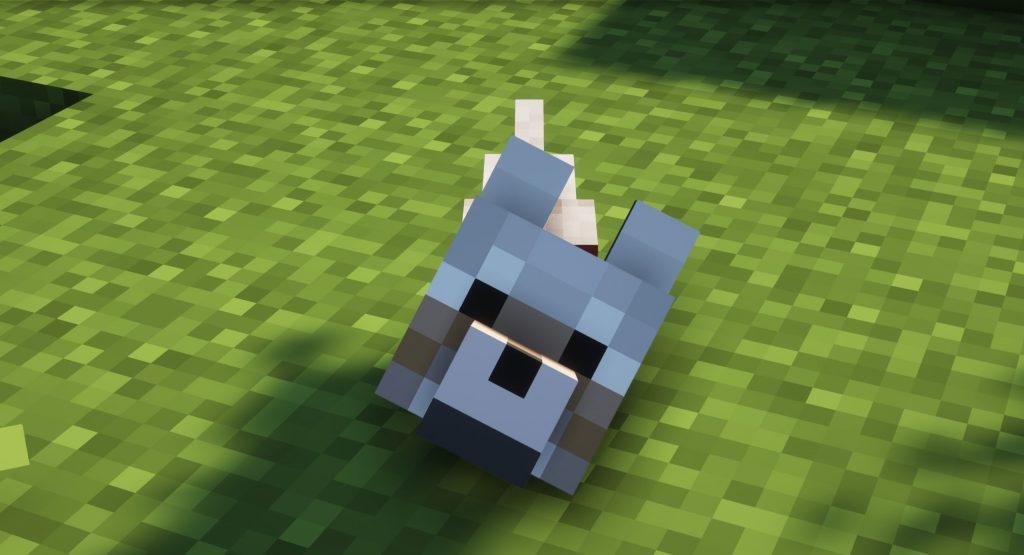 Szczeniak - mały pies Minecraft