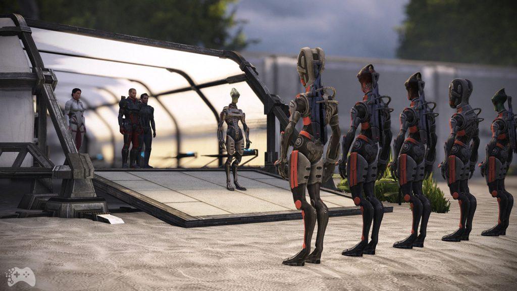 Rozgrywka w Mass Effect 1 - ME Legendary Edition