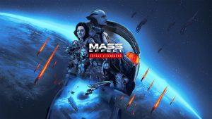 Mass Effect: Legendary Edition moja własna tapeta