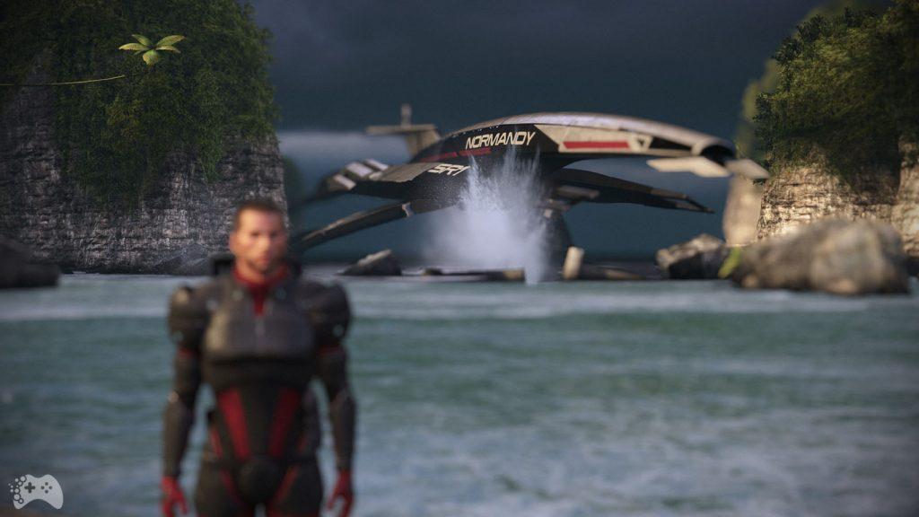 Mass Effect Edycja Legendarna recenzja Mass Effect 1