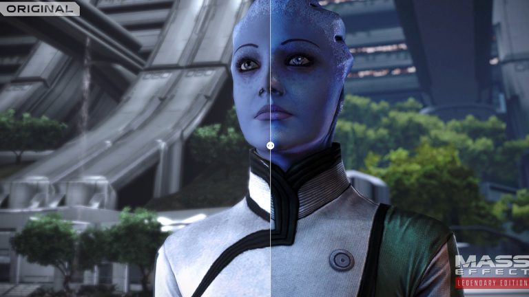 Mass Effect: Legendary Edition ustawienia graficzne