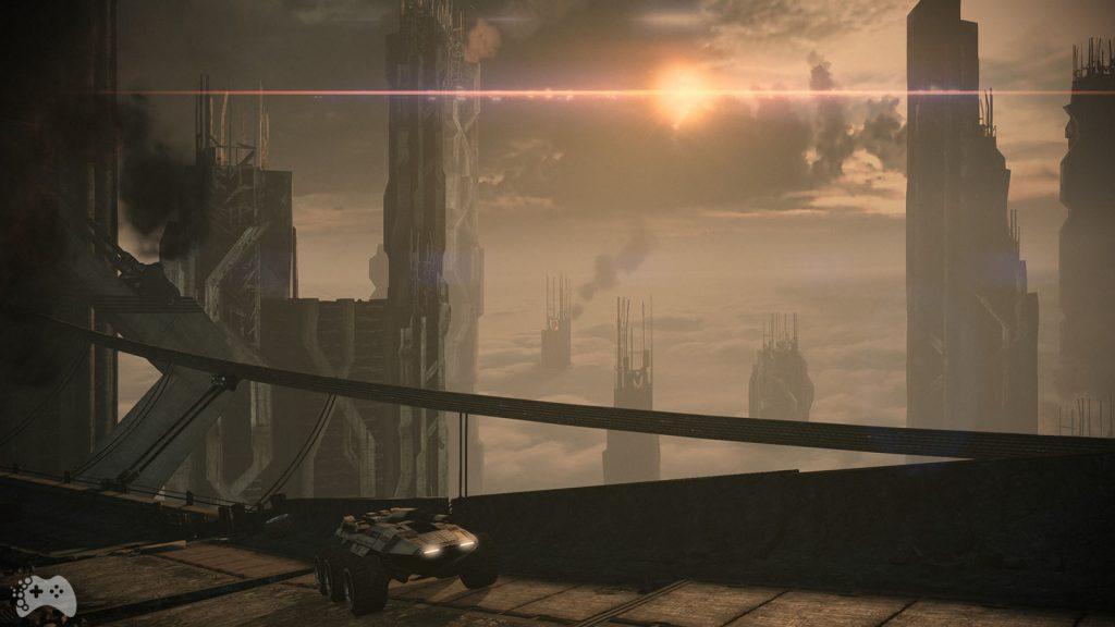 Zwiększona szybkość wczytywania się w Mass Effect 1