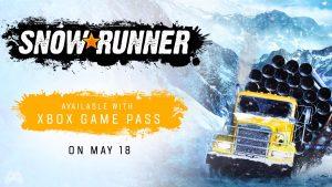 SnowRunner za darmo Xbox Game Pass