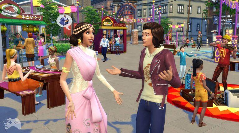 The Sims 4 Miejskie życie za darmo