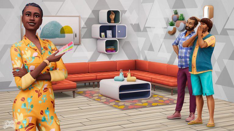 The Sims 4 Wystrój marzeń najważniejsze nowości