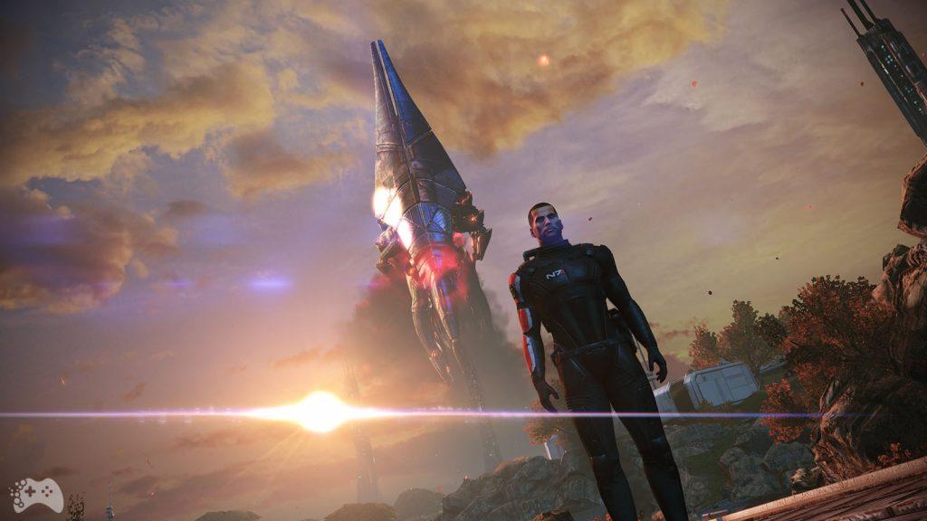 Podsumowanie i recenzja Mass Effect 1