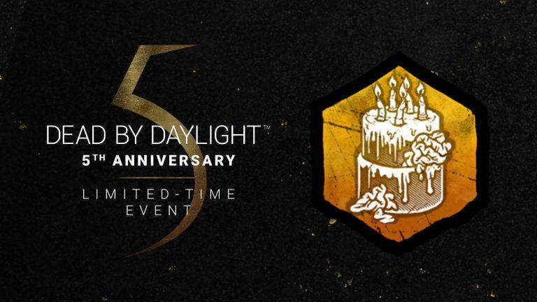 Piąta rocznica Dead by Daylight