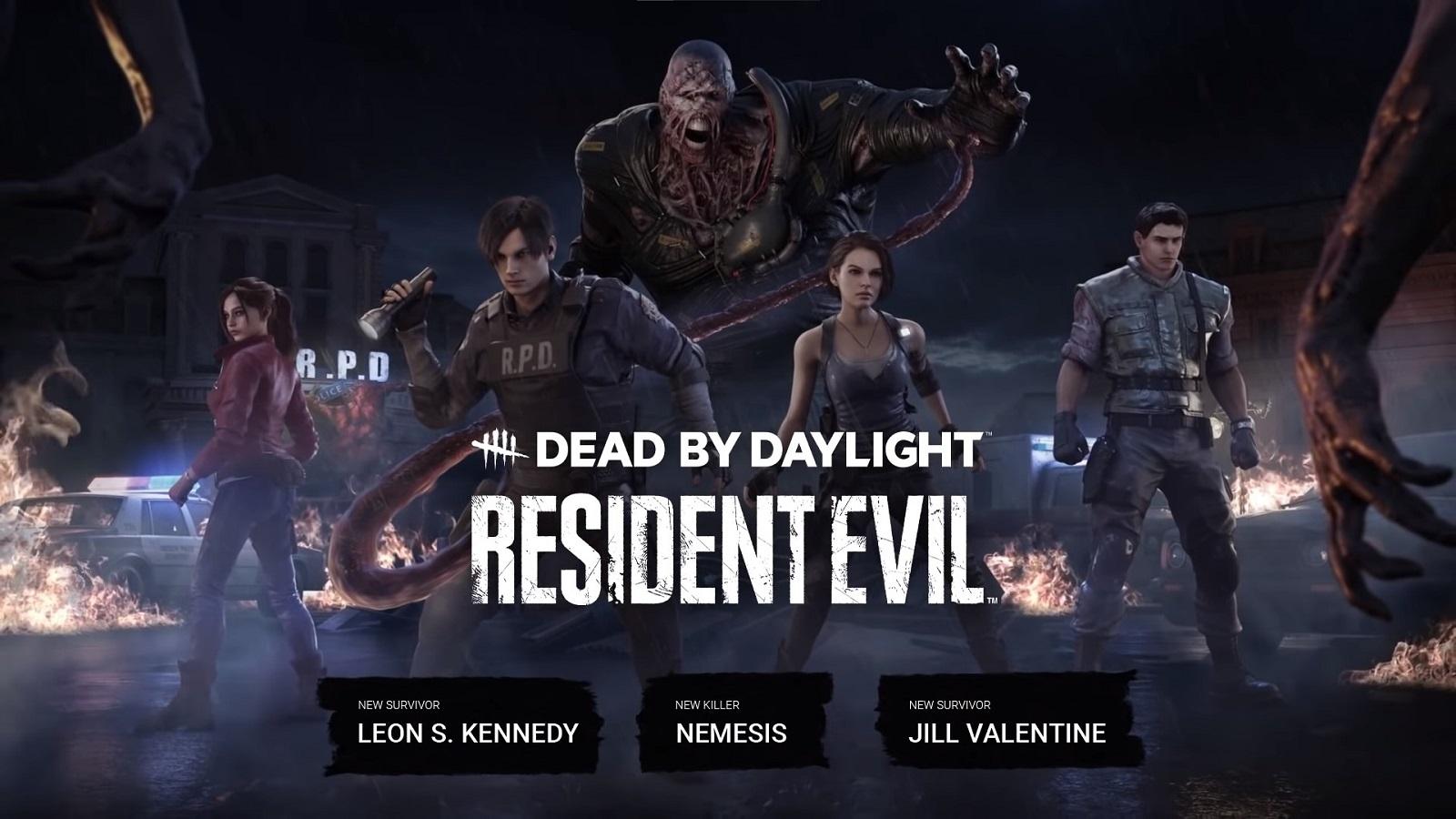 Rozdział Resident Evil do Dead by Daylight