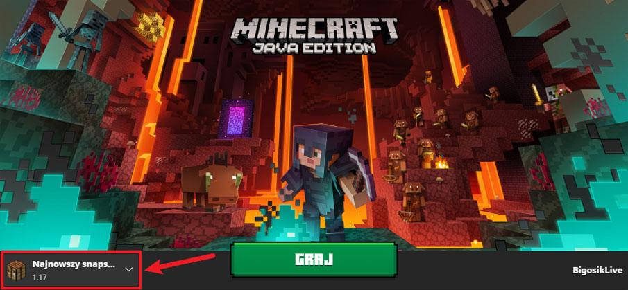 Jak dodać optifine do Minecraft 1.17