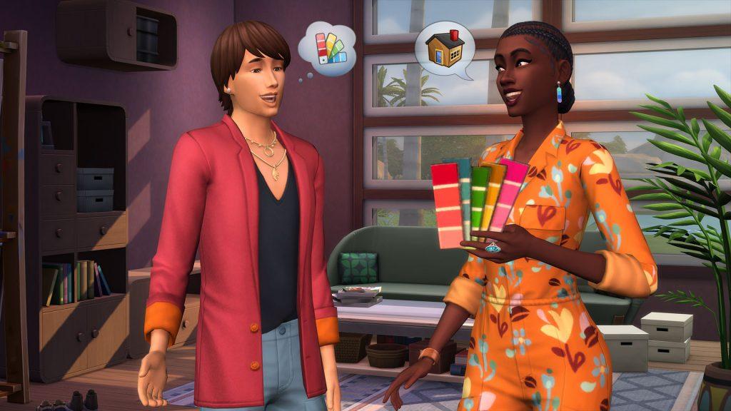 Kody The Sims 4 Wystrój marzeń