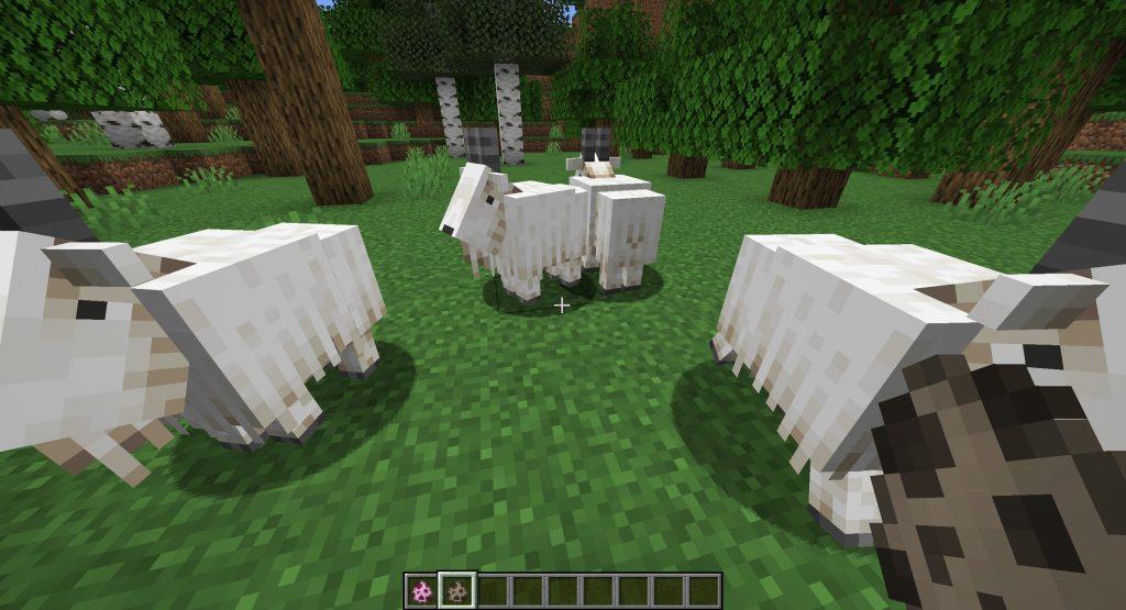 kozy Minecraft - nowe moby w grze