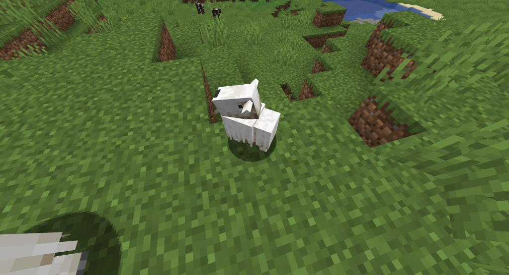 Mała koza Minecraft