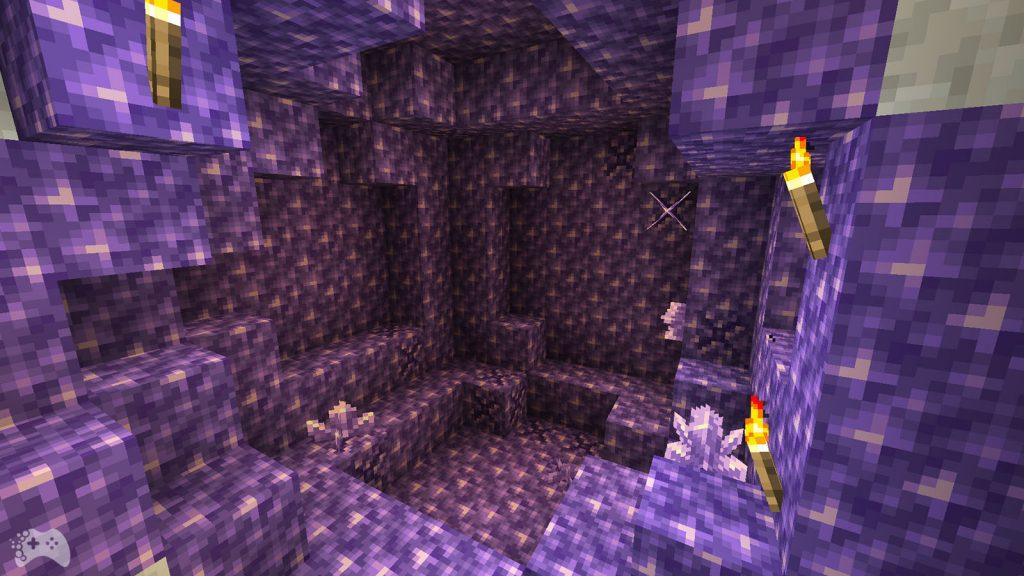 Ametyst Minecraft 1.17