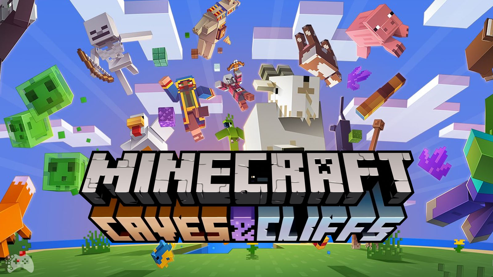 Minecraft 1.17 co nowego