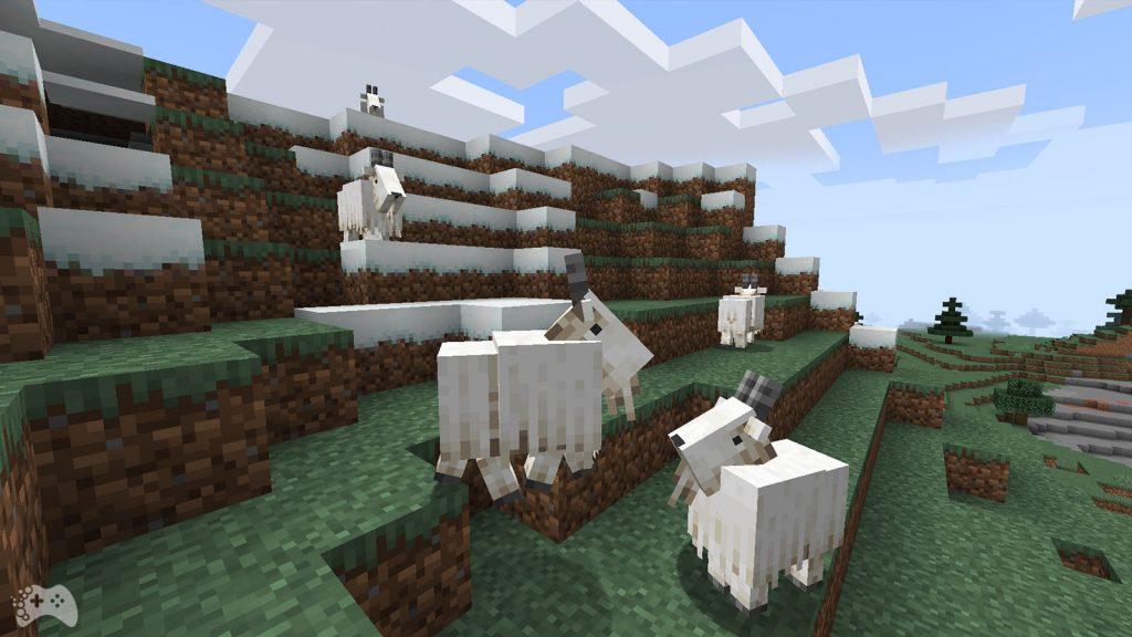 Minecraft 1.17 kozy