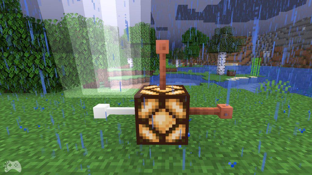 Piorunochron - Minecraft 1.17