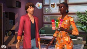 Przegląd The Sims 4 Wystrój marzeń
