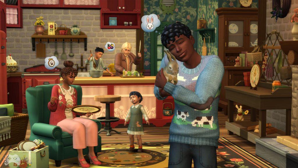 The Sims 4 Wiejska sielanka zapowiedź