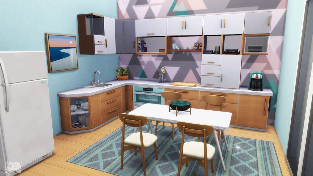 The Sims 4 Wystrój marzeń firstlook