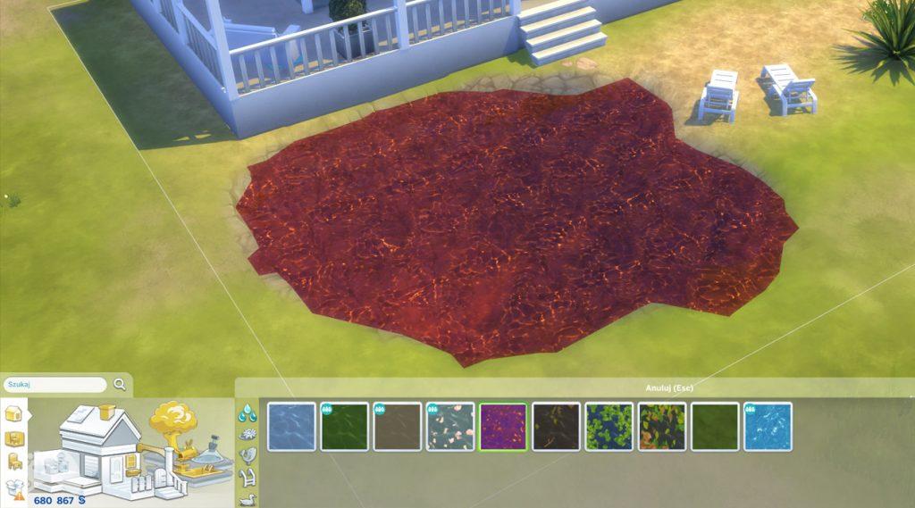 Aktualizacja The Sims 4 lipiec stawy