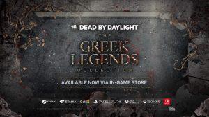 dbd kolekcja skinów Greckie Legendy