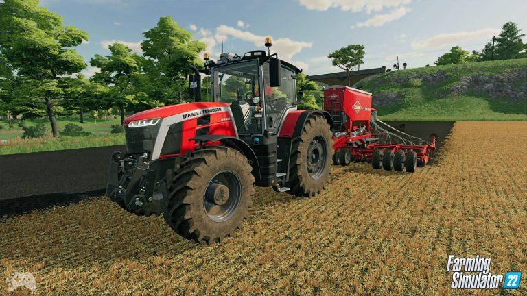 Farming Simulator 22 Rolnictwo precyzyjne