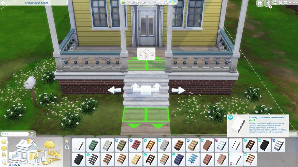 Jak budować fundamenty w The Sims 4