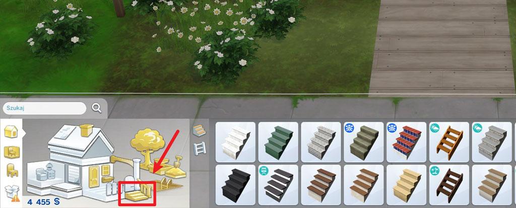 Jak dodać fundamenty w The Sims 4