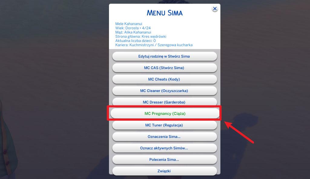 jak przyspieszyć ciąże w the sims 4 mod