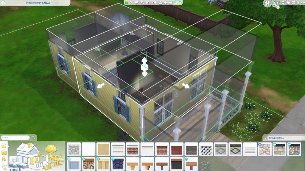 Jak zbudować fundamenty w The Sims 4