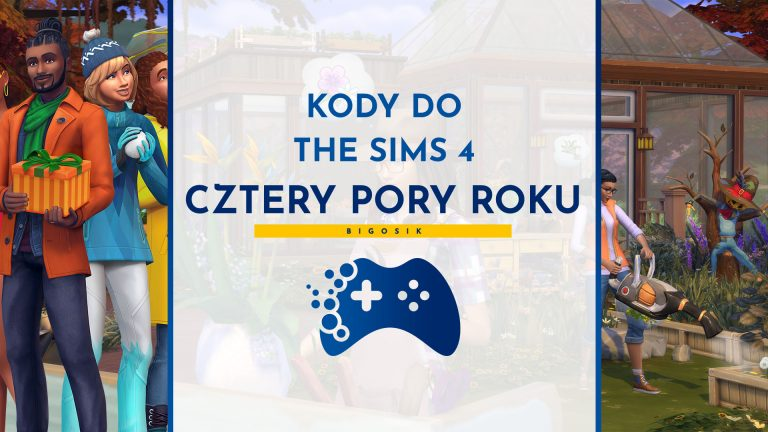 Kody do The Sims 4 Cztery pory roku