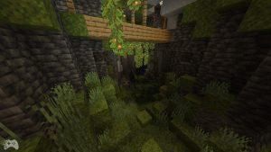 Minecraft 1.18 Beta - generator otoczenia