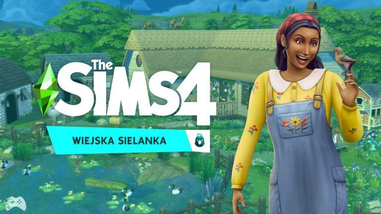 Przegląd The Sims 4 Wiejska Sielanka