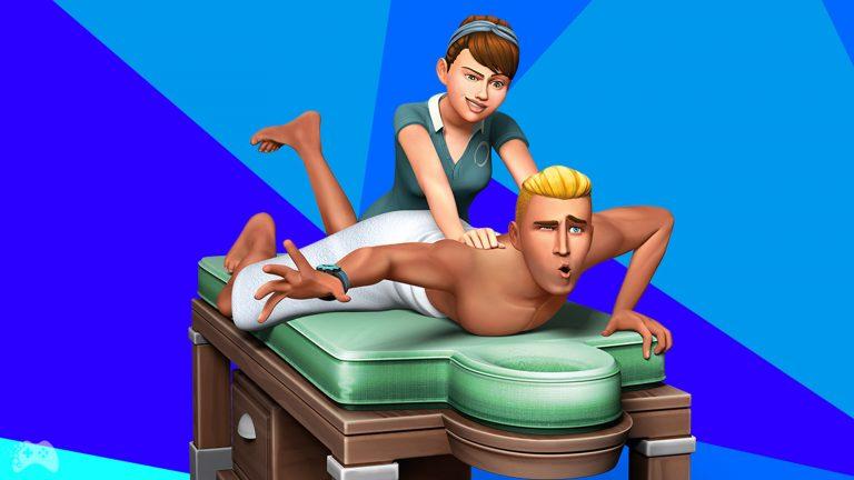 Aktualizacja The Sims 4 dzień w spa